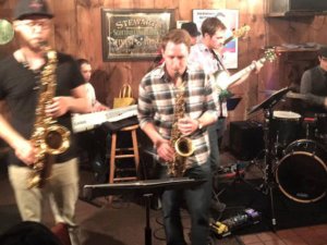 Dominic Palumbi Band