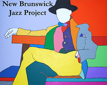 New Brunswick Jazz Project Retina Logo